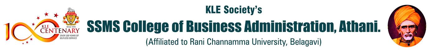 KLE Society's ,Shri Shivayogi Murughendra Swamiji BBA College